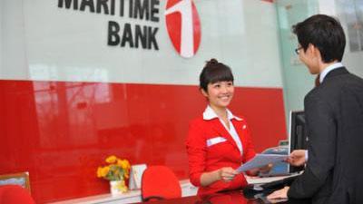 Maritime Bank ưu đãi lãi suất lên đến 2% cho các doanh nghiệp siêu nhỏ