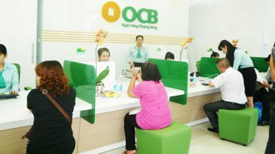 Ngân hàng OCB đặt mục tiêu lợi nhuận 410 tỷ đồng