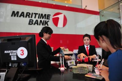 Vay thấu chi Ngân hàng MaritimeBank