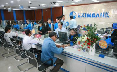 Vay tiêu dùng Eximbank lãi suất 8%/năm