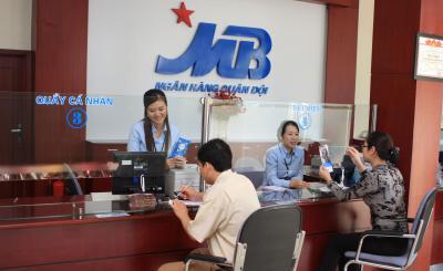 Vay tín chấp cá nhân Ngân hàng MBank