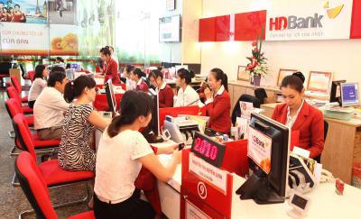 Vay tiêu dùng tín chấp HDBank