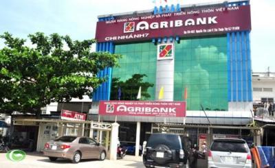 Vay tiêu dùng  trả góp Agribank