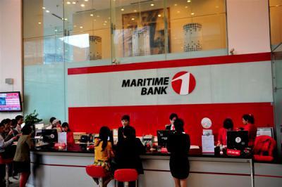 Vay tiêu dùng Maritime Bank có tài sản bảo đảm