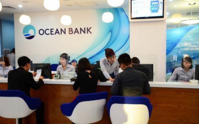 OceanBank điều chỉnh lãi suất huy động lên đến 7,4%/năm