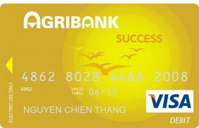 Cất cánh dễ dàng với thẻ nội địa Agribank