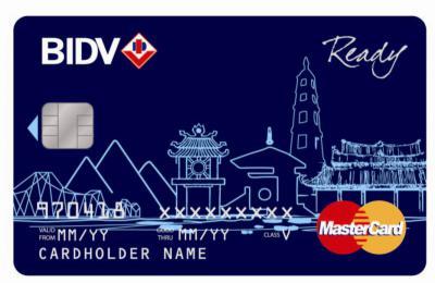 Thẻ ghi nợ quốc tế BIDV