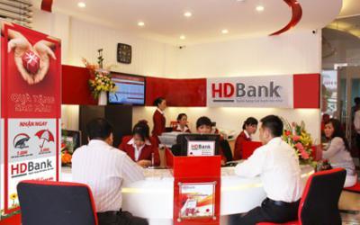 Cho vay bất động sản HDbank