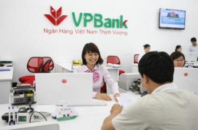 Lãi suất vay tín chấp theo lương Ngân Hàng VPBank