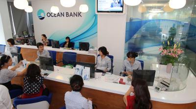 Oceanbank cho vay thấu chi tài khoản thanh toán không có tài sản bảo đảm