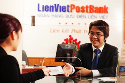 Vay tiêu dùng LienVietPostBank lãi suất chỉ từ 5,99%/năm