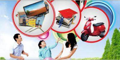 Vay tiêu dùng cá nhân không cần tài sản đảm bảo