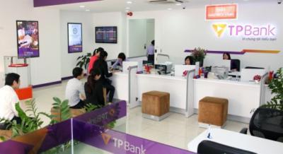 Vay tiêu dùng trả góp ngân hàng TPBank