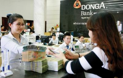 Vay sản xuất kinh doanh DongA Bank