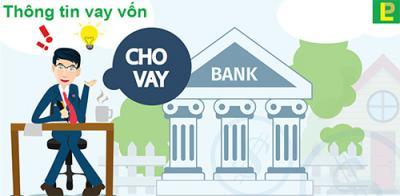 Quy trình cho vay vốn ngân  hàng