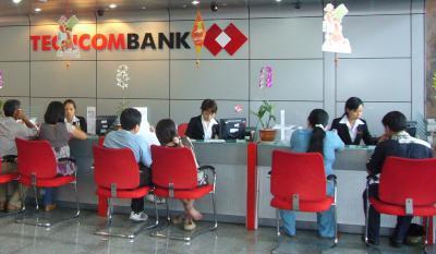 Vay tiêu dùng tín chấp theo lương Techcombank