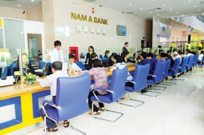 Vay vốn tiêu dùng tín chấp Nam A Bank
