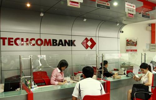 Vay vốn tiêu dùng ngân hàng Techcombank