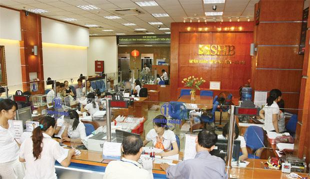 SHB cho vay 70% giá trị khi mua căn hộ Tân Hoàng Minh